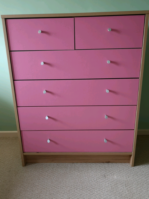 online store 1a867 938b5 Pink chest of drawers | in Taunton, Somerset | Gumtree
