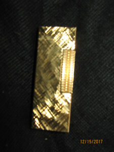 Classic 1970 Dunhill Gold-Plate Lighter (NEW)