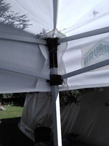 MOTORCYCLE 10 X 10 EASY UP CANVAS CANOPY WITH SIDES Windsor Region Ontario image 7