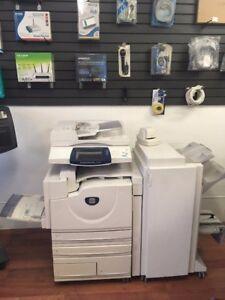 Xerox color photocopier/network printer best offer !