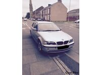BMW 320D SE £1200 or nearest offer