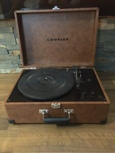 Molson Canadian Edition Crosley Record/USB Media Player