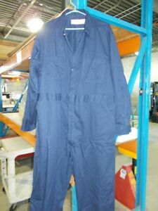 Lot of Blue 100% Cotton Coveralls for Sale - 50 in Total