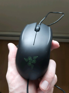 Razer Abyssus Gaming Mouse with Hyperglides