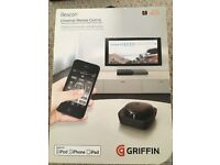 Griffin Beacon universal remote control for iPod, iPhone and iPad