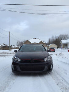 2012 Volkswagen GTI highline Hatchback