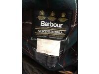 Barbour Northumbria wax coat