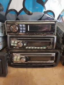 Car Stereos ....Lots to choose from...Alpine, Sony, Pioneer, ETC