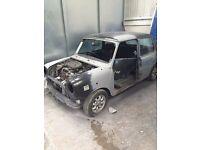 Classic Mini Cooper 1992 project