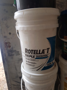 used 5 gal oil pails