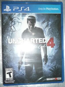 Uncharted 4 (FREE SHIPPING see details)