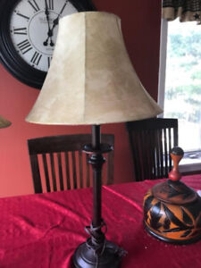 table lamp$10