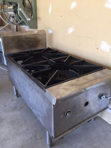 Professional Gas Range (Commercial use) for sale