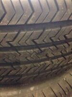 205/75/15 Michelin all season tires like new