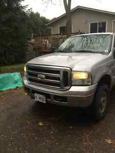 Parting out 2005 f350 powerstroke diesel Cambridge Kitchener Area image 2