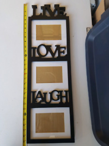 Picture frame and wall decor