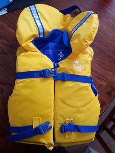 Youth life jackets  (2)
