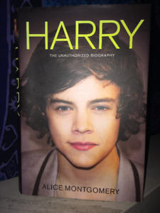 Harry Styles:The Unauthorized Biography