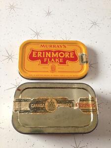 Vintage Murray's Erinmore Flake Can Regina Regina Area image 3