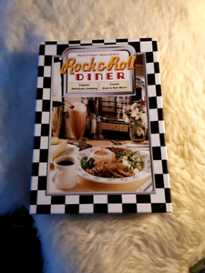 ROCK & ROLL DINER COOKBOOK