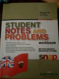 Physics 11 Textbook | Kijiji - Buy, Sell & Save with Canada's #1