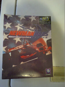 Newman Haas Racing Big Box PC Sealed French Version