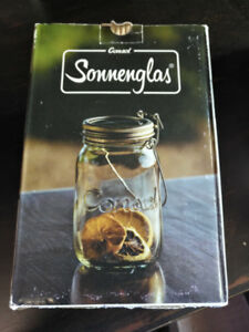 Sonnenglas Lantern Brand New in Box