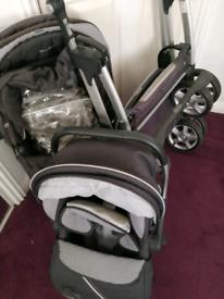 Pram /Pushchair /baby carrier.