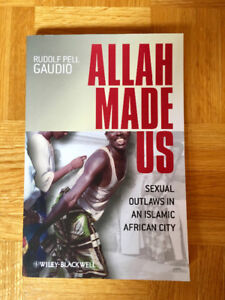 Allah Made Us by Rudolph Gaudio