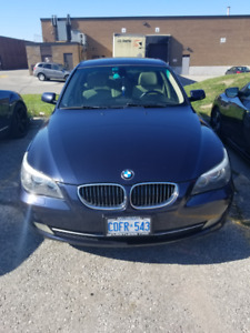 2008 BMW 5.28i with 134 893 kms