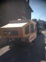 Bonair tent trailer