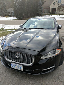 2012 Jaguar XJL Portfolio - Like New with Jaguar Warranty