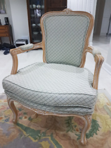 Pair of Queen Anne Chairs