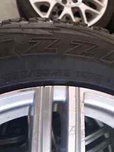 Very good winter tires with rims Kitchener / Waterloo Kitchener Area image 3
