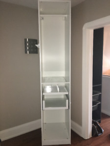 IKEA White Wardrobe for Sale ( Mint Conditions)
