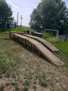 VEHICLE RAMPS FOR SALE $400/OBO