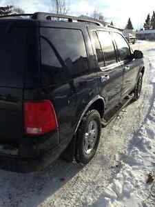 2004 Ford Explorer Wagon