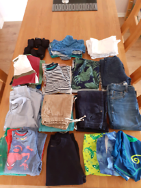 Boys 7-8 clothes bundle