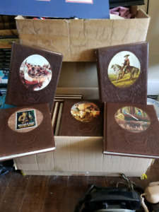 Old West , L.T. book set
