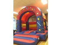 Large adult bouncy castle