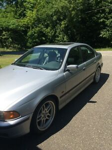 1999 BMW 5-Series Berline