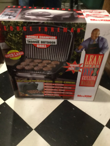 Brand New never opened! George Forman super lg. maxim grill