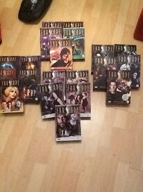 Farscape compleat DVD seasons 1to 4