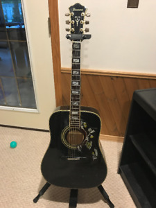 Ibanez F-360BK Acoustic Guitar