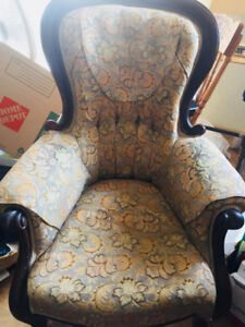 MOVING -- DONATION FOR ANTIQUE FURNITURE and HOUSEHOLD GOODS