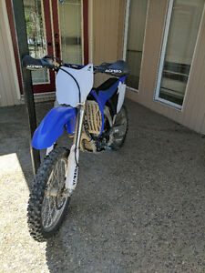 2009 YZ450F Ready to ride.