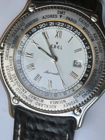 Ebel Voyager watch