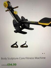Body Sculpture core fitness machine