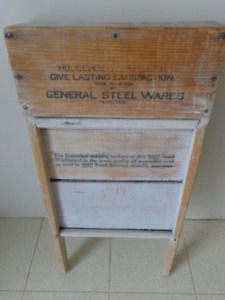Antique Washboard The Jasper