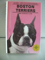 BOSTON TERRIERS ( BOOK )
